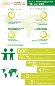 Civil Society Infographic