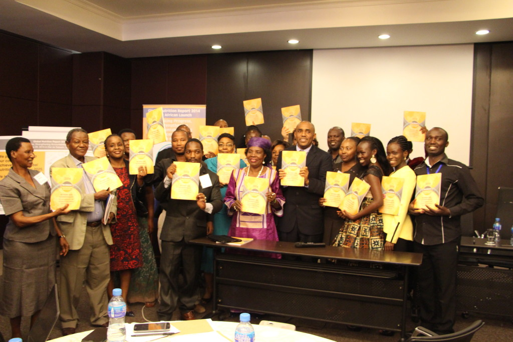Participants at the East Africa GNR launch. Photo credit: ACTION