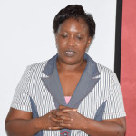 Gladys Mugambi, SUN Government Focal Point and Head of Nutrition - Copy