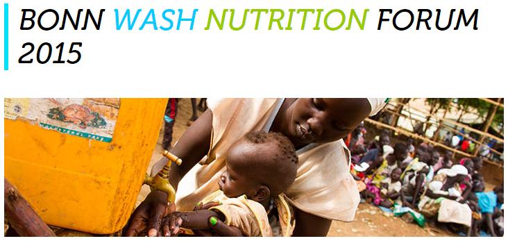 Bonn WASH Nutrition Forum