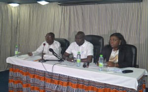 CSA workshop on advocacy
