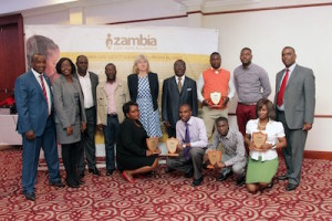 Zambia 2015 Global Nutrition Report Launch