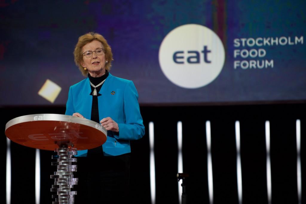 Mary Robinson - EAT