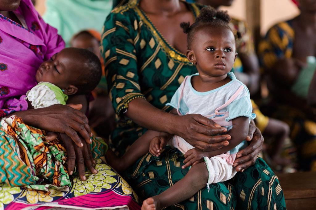Child malnutrition costs Ghana more than $2 billion annually. Photo: WFP/Nyani Quarmyne