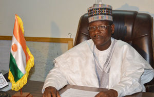 Niger's acting Minister of Health says breastfeeding is the safest ...