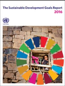 SDG Report 2016