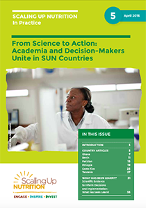 From Science to Action