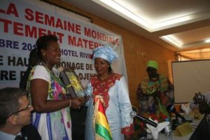 Official nomination, (Photo UNDP)