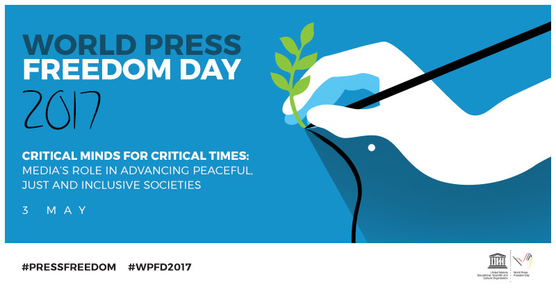 World Press Freedom Day Draft Article