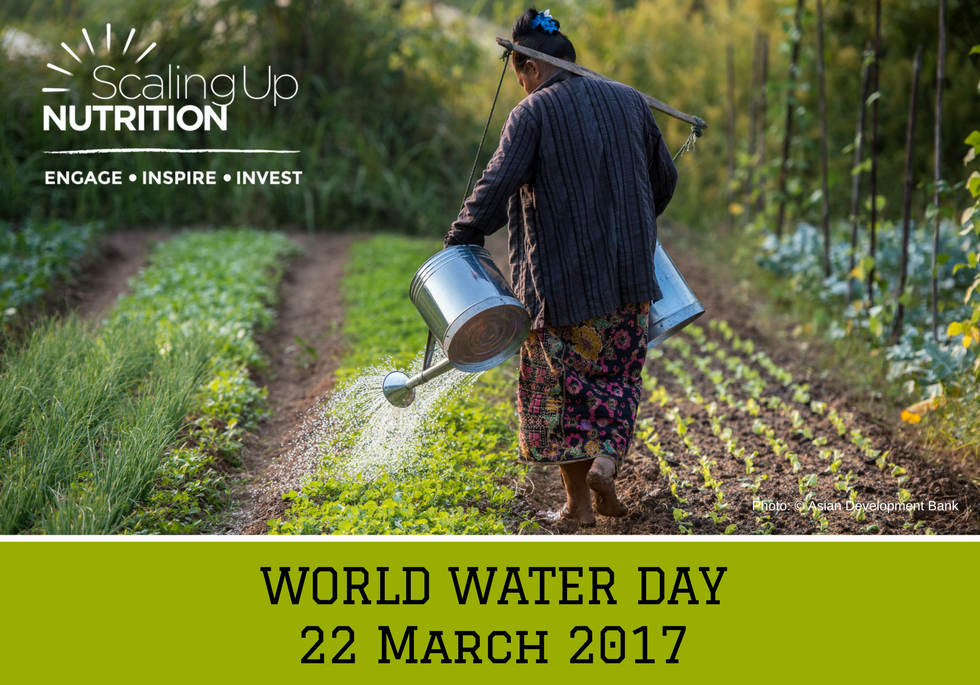 World Water Day EN