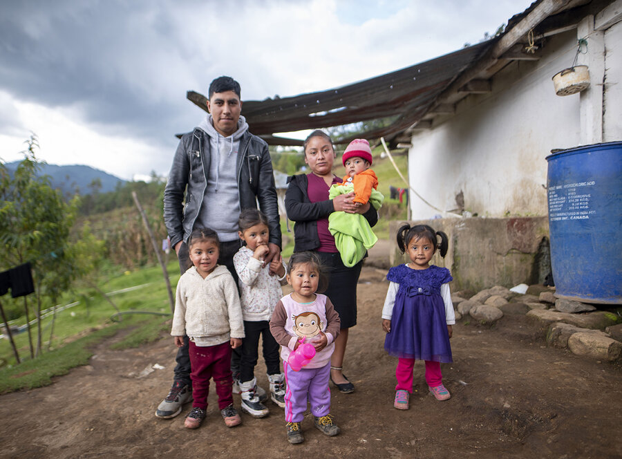 Guatemala provides food assistance to vulnerable people in remote locations backed by UN agencies