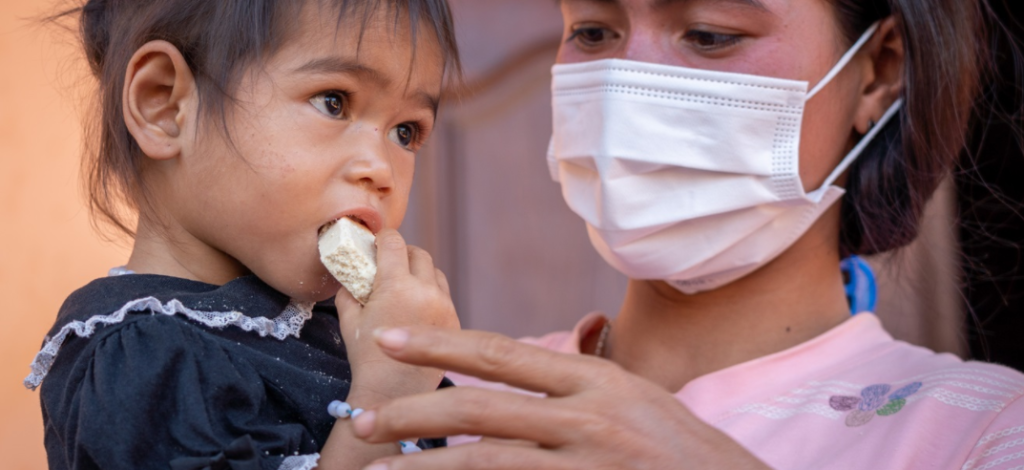 How COVID-19 has harmed nutrition in Asia and the Pacific