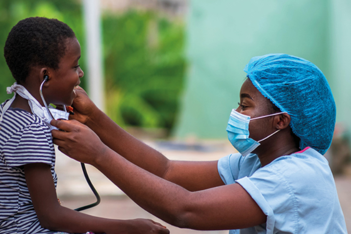 Landmark contribution from public and private donors to kickstart GFF's campaign to tackle COVID-19's secondary health crisis