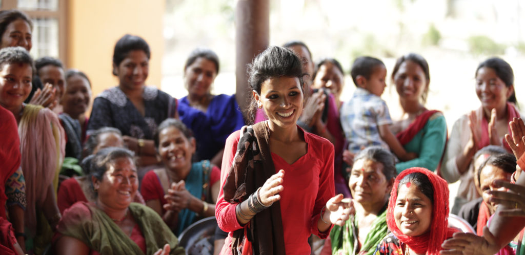 Economic empowerment of rural women strengthens food security